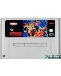 Jeu Art of Fighting pour Super Nintendo