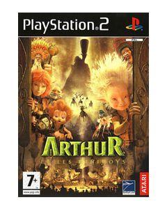 Jeu Arthur et les Minimoys pour Playstation 2