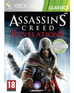 Jeu Assassin's Creed - revelations - Classics Edition pour Xbox 360
