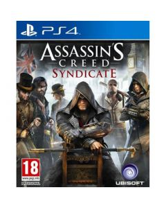 Jeu Assassin's Creed Syndicate pour PS4