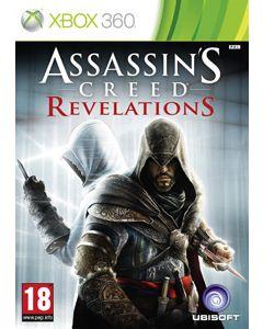 Jeu Assassin's Creed - Revelations pour Xbox 360