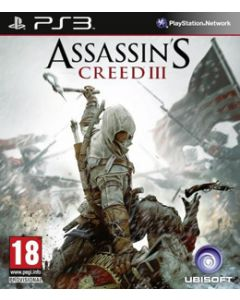 Jeu Assassin's Creed III pour PS3