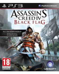 Jeu Assassin's Creed IV Black Flag pour PS3