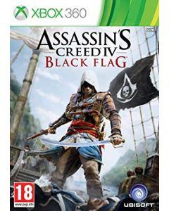 Jeu Assassin's Creed 4 Black Flag pour Xbox 360