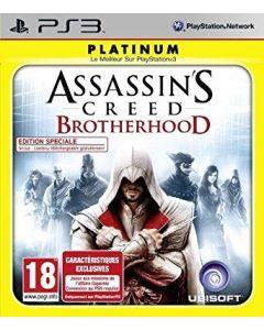 Jeu Assassin's Creed Brotherhood Platinum pour PS3