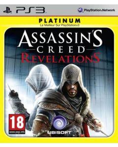Jeu Assassins Creed Revelations Platinum Edition pour PS3