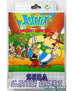 Jeu Astérix and the Secret Mission pour Game Gear