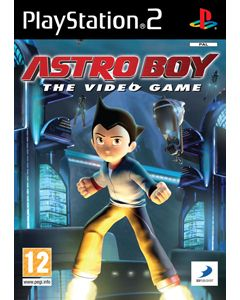 Jeu Astro Boy - The Video Game pour Playstation 2