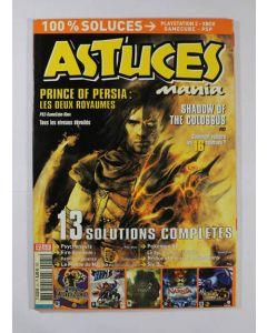 Astuces Mania n°25