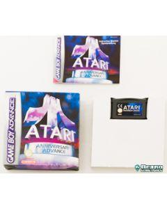 Jeu Atari Anniversary Advance pour Game Boy advance