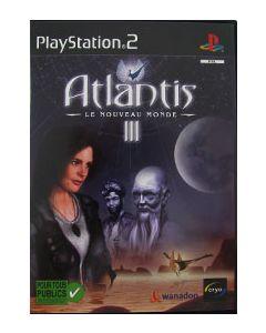Jeu Atlantis 3 Le Nouveau Monde pour Playstation 2