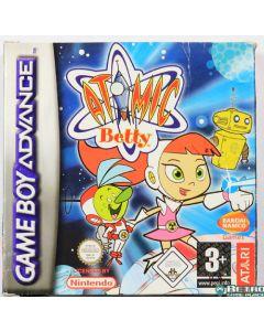 Jeu Atomic Betty pour Game Boy Advance