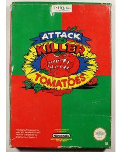 Jeu Attack of the Killer Tomatoes pour Nintendo NES