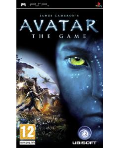 Jeu Avatar The Game pour PSP
