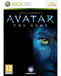 Jeu Avatar The Game pour Xbox 360