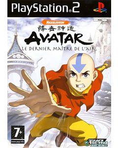 Jeu Avatar le dernier maître de l'air pour Playstation 2