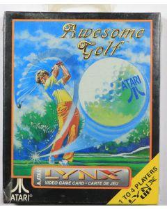 Jeu Awesome Golf (neuf) pour Atari Lynx