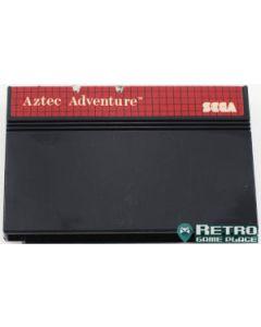 Jeu Aztec Adventure pour Master System