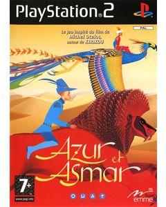 Jeu Azur et Asmar pour Playstation 2
