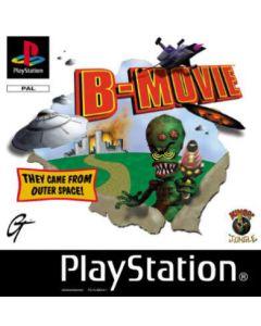 Jeu B-Movie pour PS1