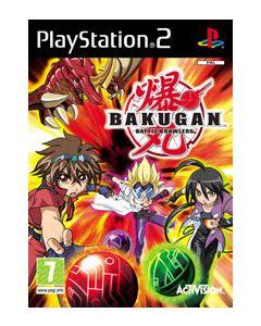 Jeu Bakugan Battle Brawlers pour Playstation 2