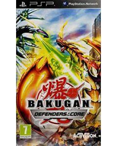Jeu Bakugan Defenders of the Core pour PSP