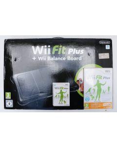Balance Wiifit Plus + Jeu pour Wii en boîte