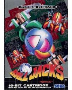 Jeu Ball Jacks pour Megadrive