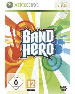 Jeu Band Hero pour Xbox 360