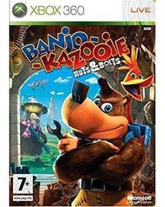 Jeu Banjo Kazooie Nuts and Bolts pour XBOX 360