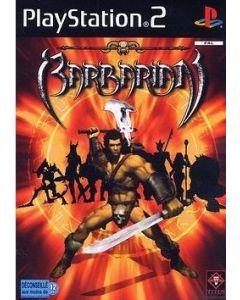 Jeu Barbarian pour Playstation 2