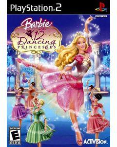 Jeu Barbie au Bal des 12 Princesses pour Playstation 2