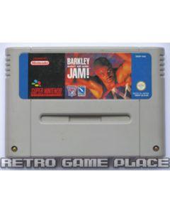 Jeu Barkley Shut Up Jam ! pour Super Nintendo
