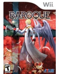 Jeu Baroque (neuf) version US pour Nintendo Wii