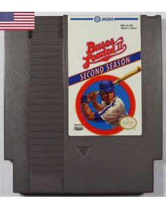 Jeu Bases Loaded 2 second season (US) pour Nintendo NES