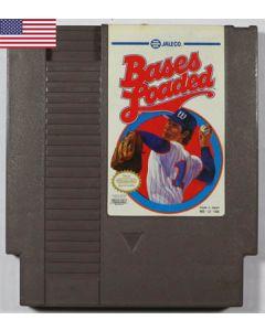 Jeu Bases Loaded (US) pour Nintendo NES
