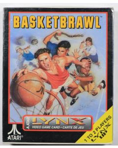 Jeu BasketBrawl (neuf) pour Atari Lynx