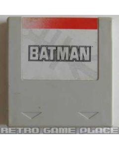 Jeu Batman pour Amstrad GX 4000