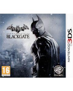 Jeu Batman Arkham Origins Blackgate pour Nintendo 3DS