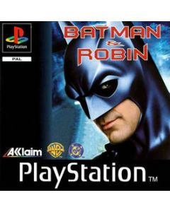Jeu Batman Et Robin pour Playstation
