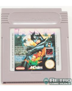 Jeu Batman Forever pour Game Boy