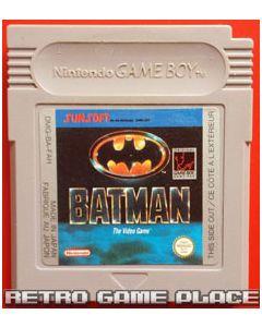 Jeu Batman pour Game Boy