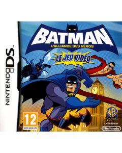 Jeu Batman L'Alliance des Héros le Jeu Vidéo pour Nintendo DS
