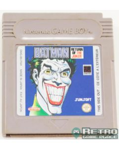 Jeu Batman Return Of The Joker pour Game Boy