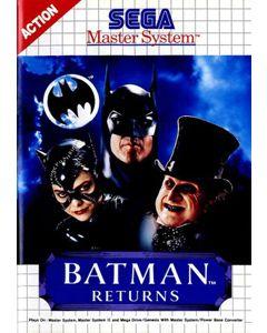 Jeu Batman Returns pour Master System