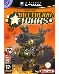Jeu Battalion Wars pour Gamecube
