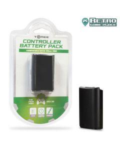 Batterie de remplacement pour manette Xbox 360