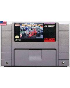 Jeu Battle Grand Prix pour Super NES