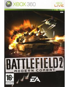 Jeu Battlefield 2 Modern Combat pour Xbox 360