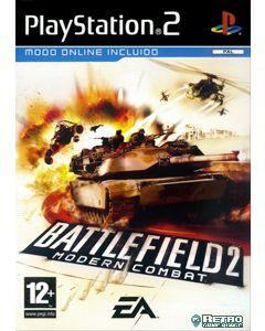 Jeu Battlefield 2 modern combat pour Playstation 2